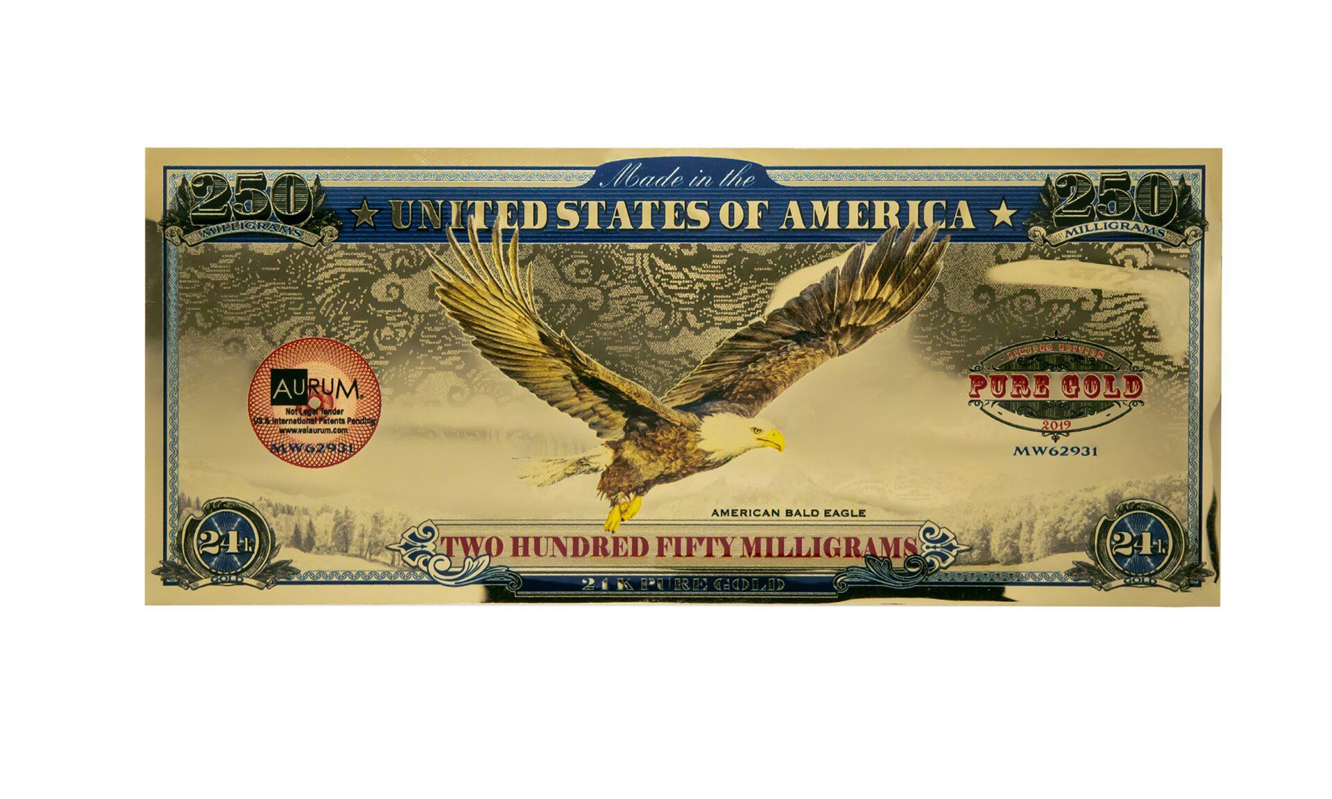 Eagle Quarter Gram