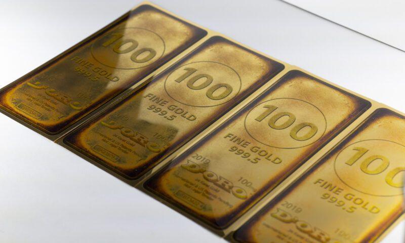 Gold Bar Aurum - Valaurum, Inc.