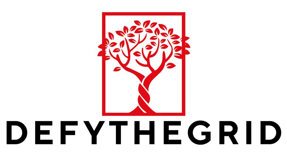 Defy The Grid Logo