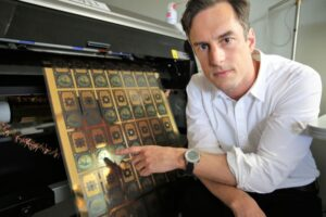 Read more about the article OPB Article: Oregon entrepreneur aims to create a new way of trading with gold