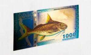 Read more about the article New Release: Tanzanian 1000 Shilling Lake Tanganyika Catfish Legal Tender Gold Note